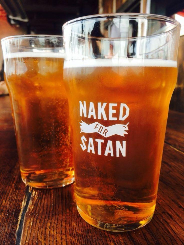 Naked For Satan - Fitzroy Victoria, Australia. Dirty granny got some taste.