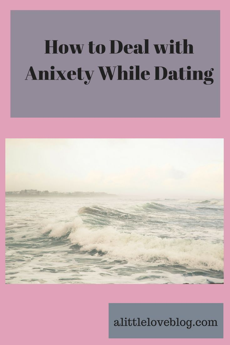 how to deal with anxiety in relationships