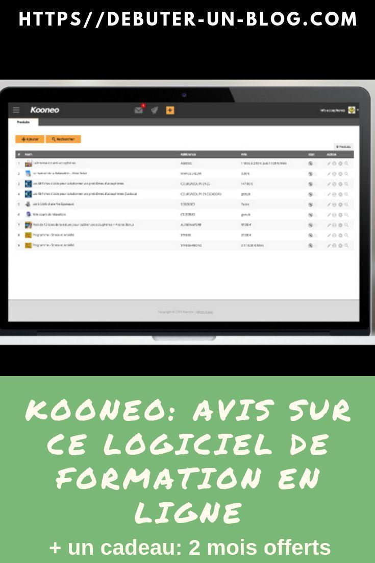 Kooneo Avis Sur Ce Logiciel De Formation En Ligne Logiciel Gagner De L Argent Et Idee Blog