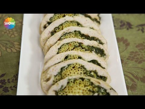 Mandalinalı Kek Tarifi - YouTube