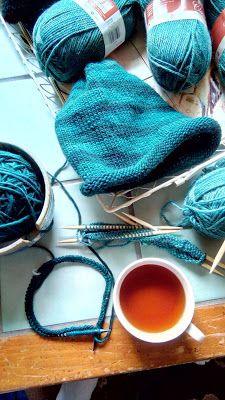Lovely Yarn Escapes : Friday's New Patterns for The March for Science and Some Favorites