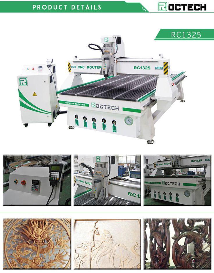 3D Wood Carving Machine/4x8 ft Cnc Router/Cnc Router RC 1325