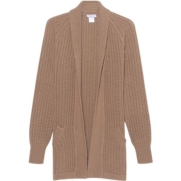 AVANT TOI WHITE LABEL Goya Brown // Merino cashmere cardigan (€639) ❤ liked on Polyvore featuring men's fashion, men's clothing, men's sweaters, mens brown sweater, mens merino wool sweater, mens shawl collar cardigan sweater, mens cardigan sweaters and mens white cardigan sweater