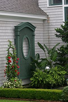 Best 25+ Lattice Garden Ideas On Pinterest | Lattice Wall, Yard Privacy And  Privacy Trellis