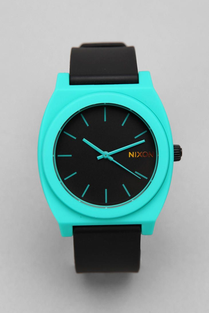 Nixon Time Teller P Watch. Love my Nixon watch, but now I want this one, too. My fiancé would like this