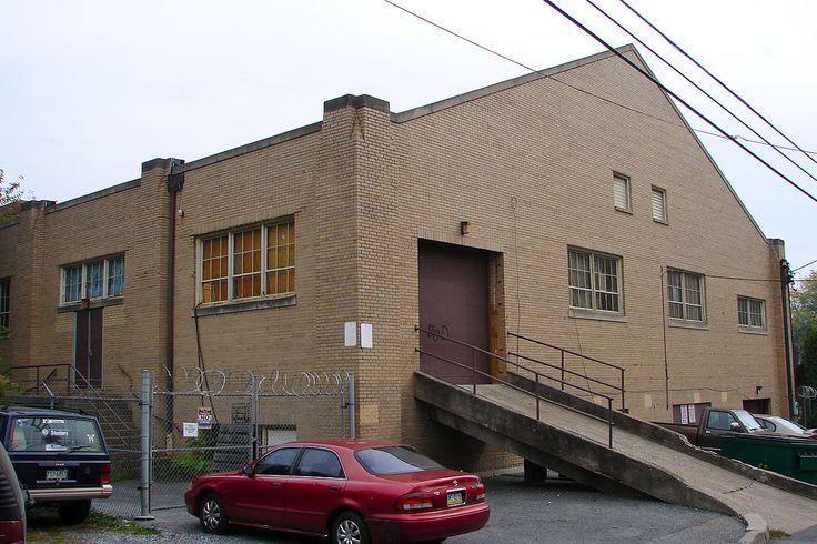 Lancaster Armory in Pennsylvania.