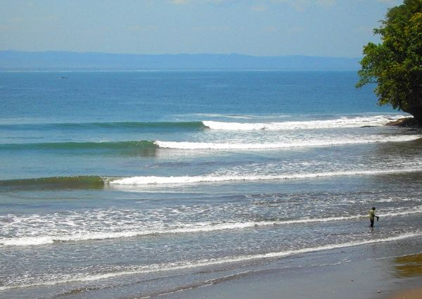 Batu Karas in Java. Most chilled out place in java off the tourist trap. Nice little right hand point break.