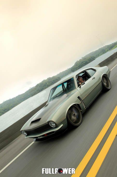 Os irmãos Rodrigues estão no mercado de carros há anos e passaram de colecionadores a construtores na virada dos anos 2000. Uma das obras-primas deles ...