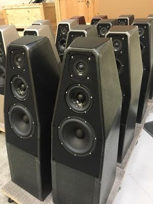 Mono and Stereo High-End Audio Magazine: WILSON AUDIO SABRINA SPEAKERS PRODUCTION