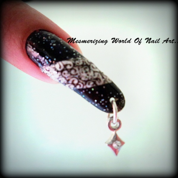 Nail Dangle @ http://www.stylecraze.com/photos/nails-photos/dsc028461-jpg47711/