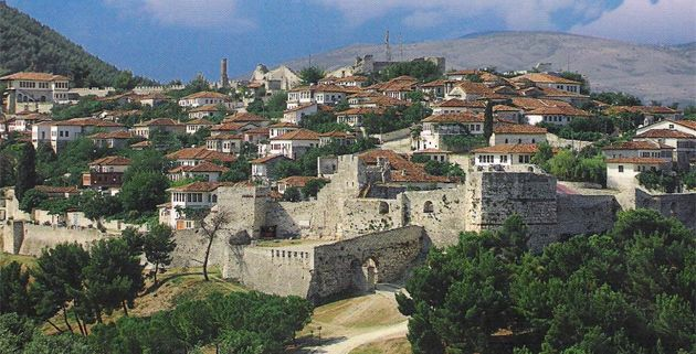 Albania World Heritage Site: Historic Centres of Berat and Gjirokastra