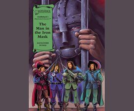 The Man in the Iron Mask, by Alexandre Dumas, audiobook, 40 min.