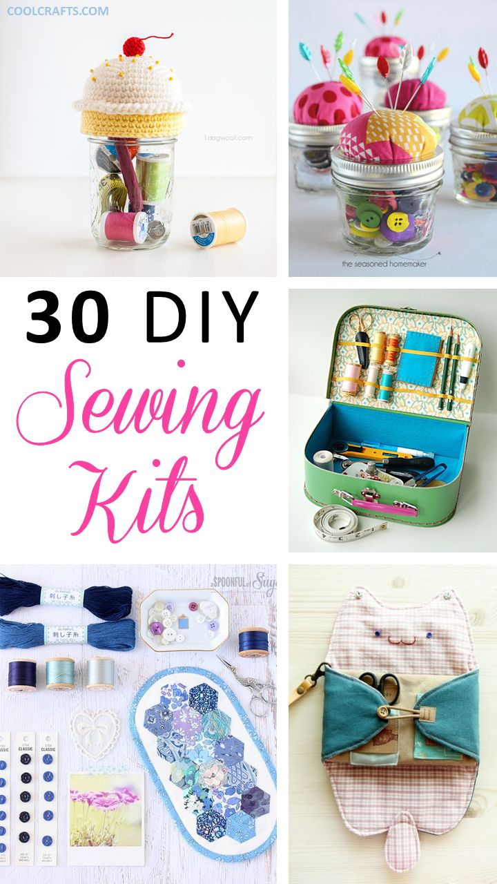 Sewing Kits: 30 Ideas Every Sewing Hobbyist Will Love