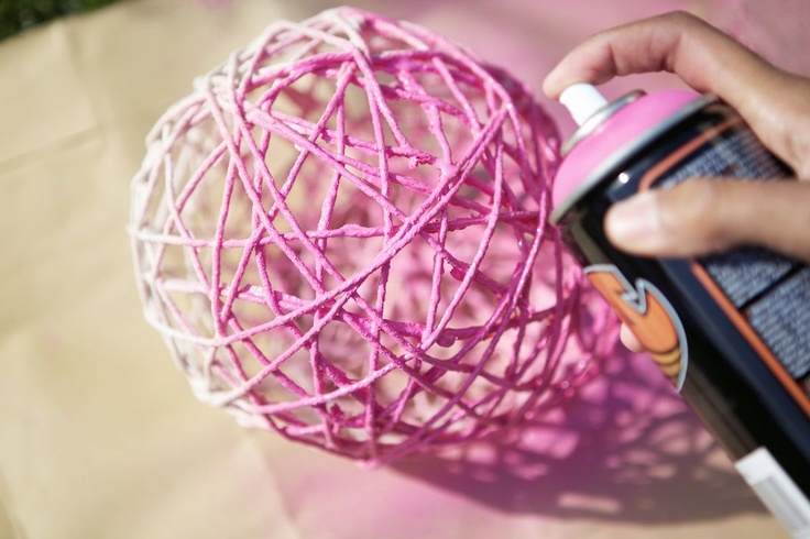 116 best christmas baubles images on pinterest christmas balls diy string baubles solutioingenieria Gallery