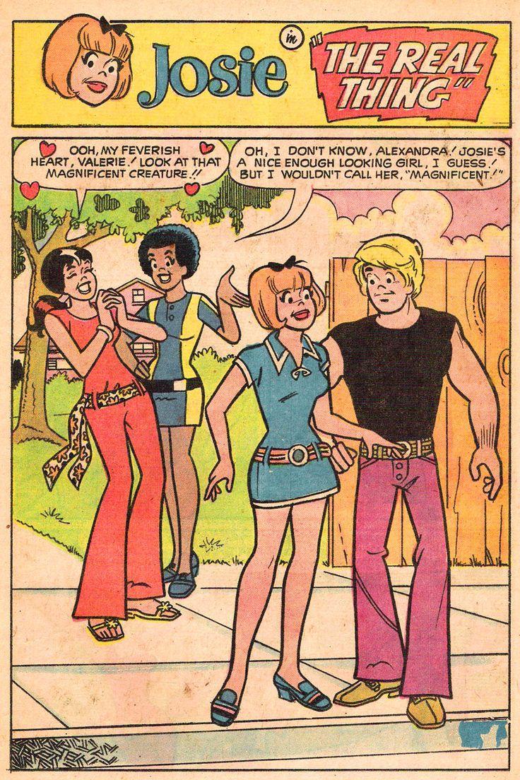 Archie comics archie comics sneak peek of the week major spoilers - Josie And The Pussycats Fan Blog Archie Edits Valerie Joking