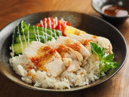 カオマンガイ風フライパンご飯|魚料理と簡単レシピ