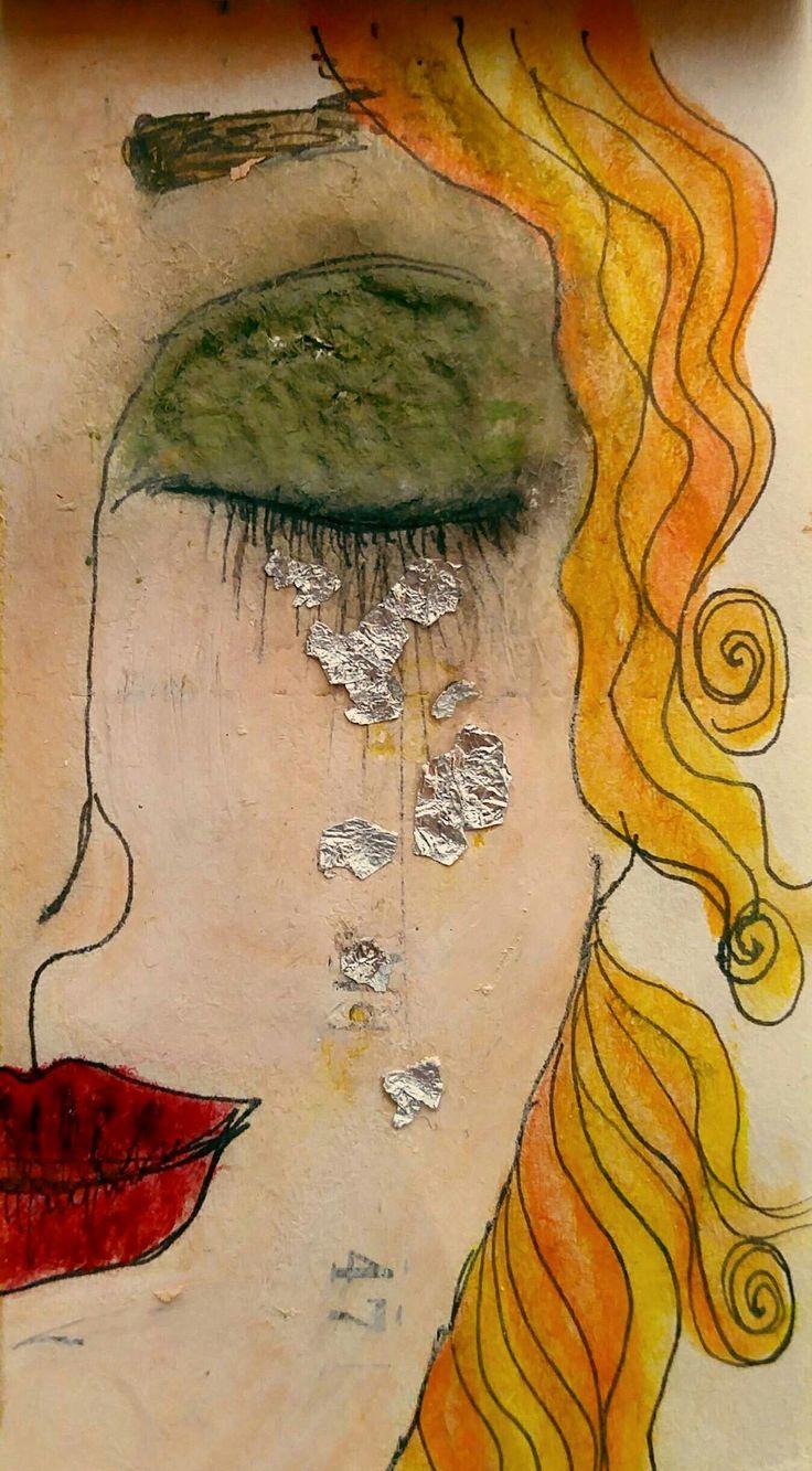 anne marie zilberman . tears of gold  .  11 06