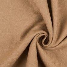 Burberry Tobacco Brown Blended Wool Coating