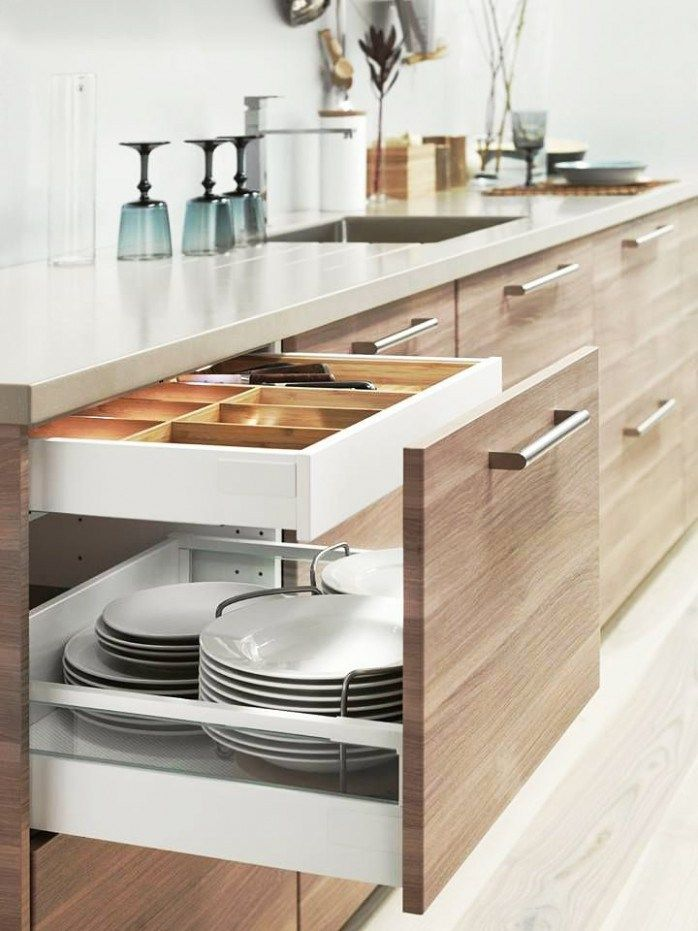 Learn All About Extra Shelves For Ikea Kitchen Cabinets From This Poli In 2020 Kitchen Cabinet Organization Layout Modern Kitchen Cabinet Design Kitchen Cabinet Design