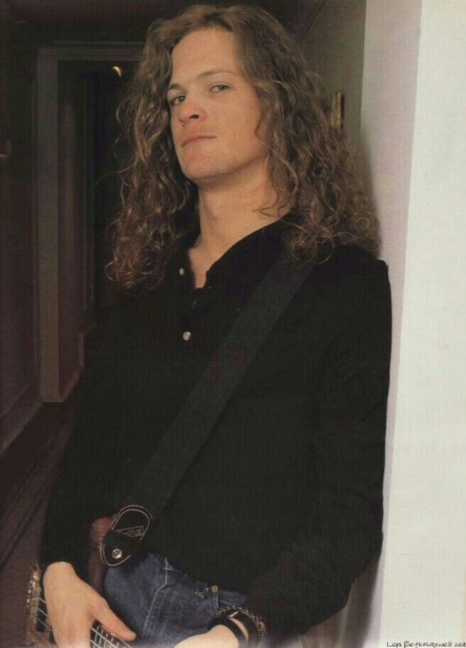 Jason Newsted, Metallica - Oh my, my!!!!  ;)