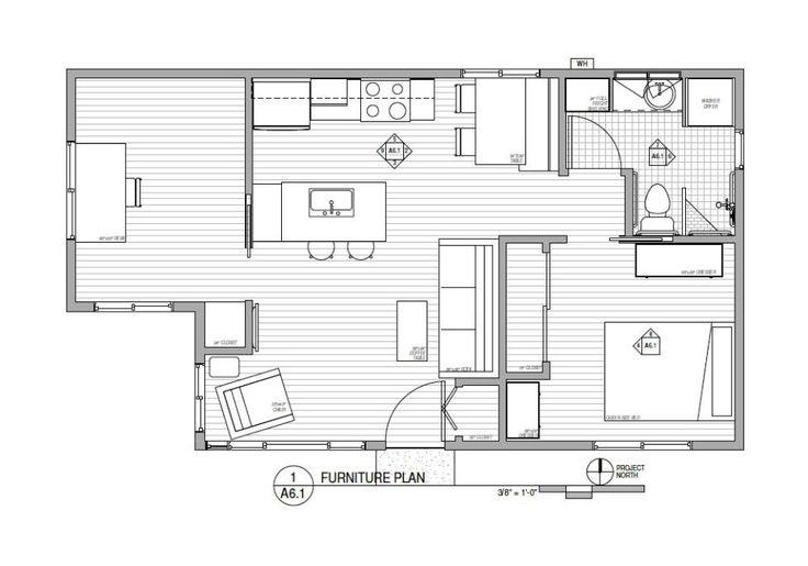 1000 images about granny flats on pinterest granny flat for Backyard cottage floor plans