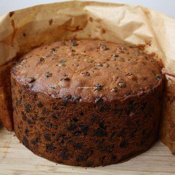 Старовинний рецепт Різдвяного кексу від Емілі Дікінсон.