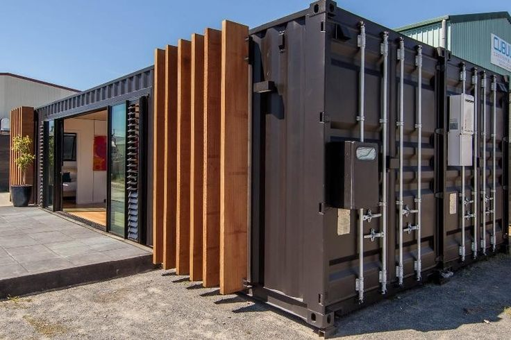 Maison container une construction conomique et rapide for Maison container 50 m2