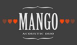 acoustic duo Mango - live wedding band
