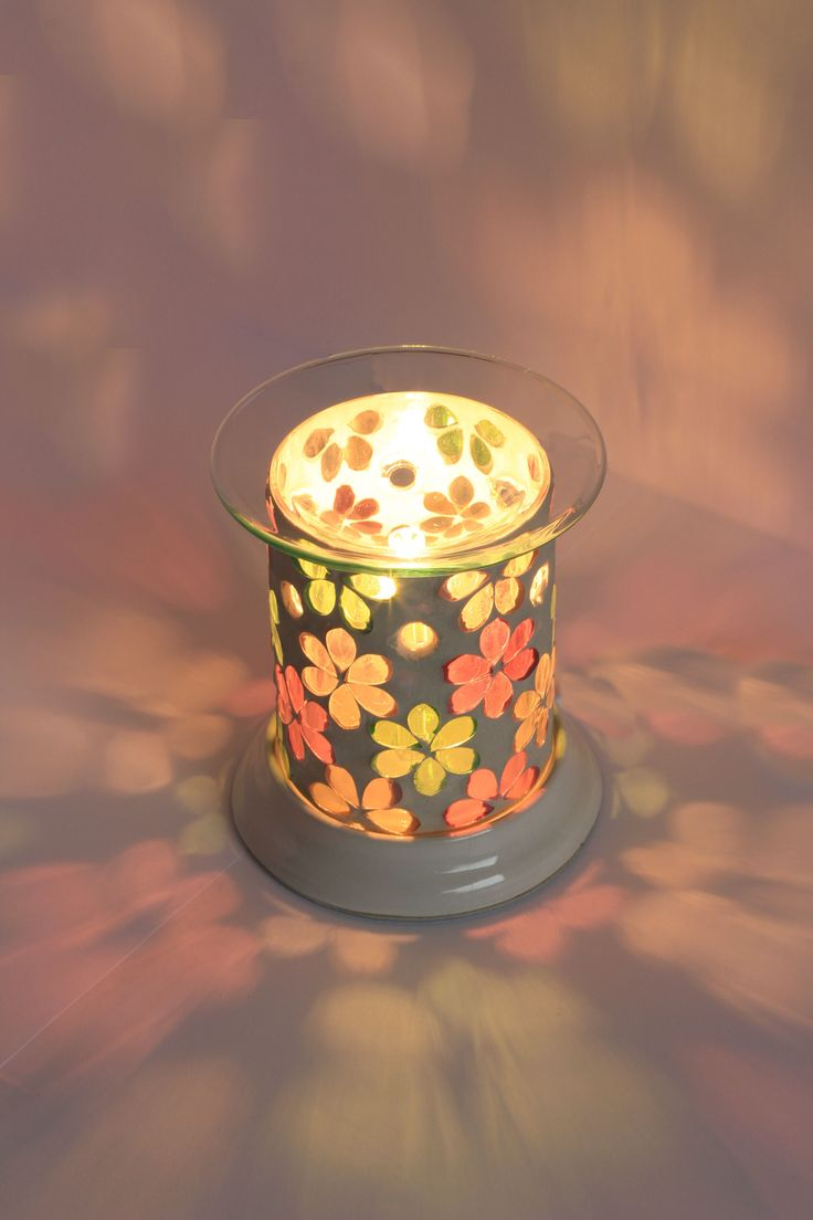 Petals Straight Electric Wax Warmer                                                                                                                                                                                 More