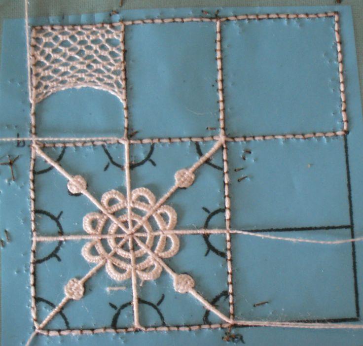 needle made lace