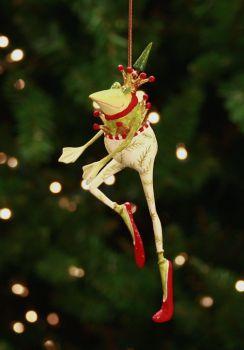 dancing frog patience brewster