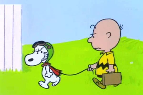 It's a Bad Idea Charlie Brown!