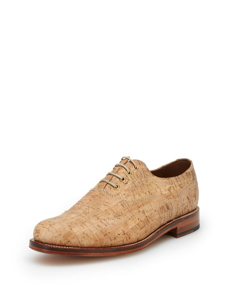 Noah Wingtip Oxford Shoes by Grenson at Gilt
