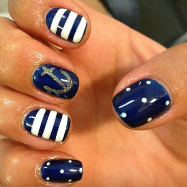 Best 25 chic nails ideas on pinterest manicures cute - Nail art chic ...