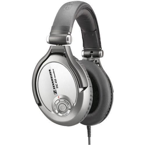 Sennheiser Around-the-ear Premium Collapsible Noise-canceling Headphones With Talkthrough (pack of 1 Ea)