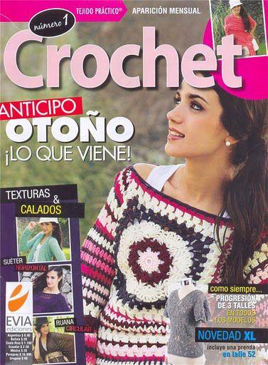 revista crochet PARA DESCARGAR GRATIS +++++