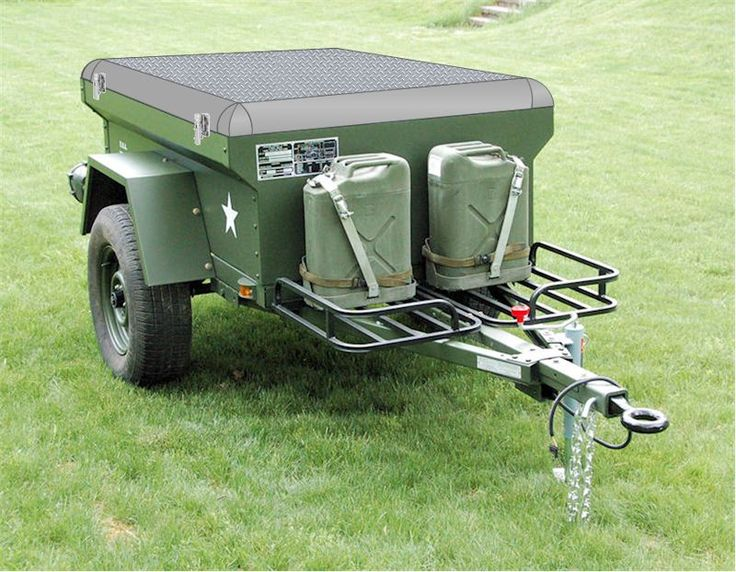 322 Best Images About Off Road Trailers On Pinterest