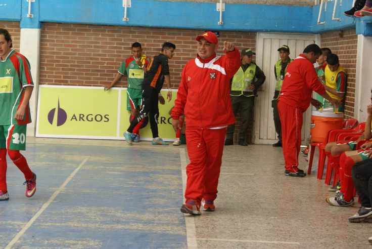 Andrés Felipe Paredes, en la dirección técnica de Deportivo Sanpas