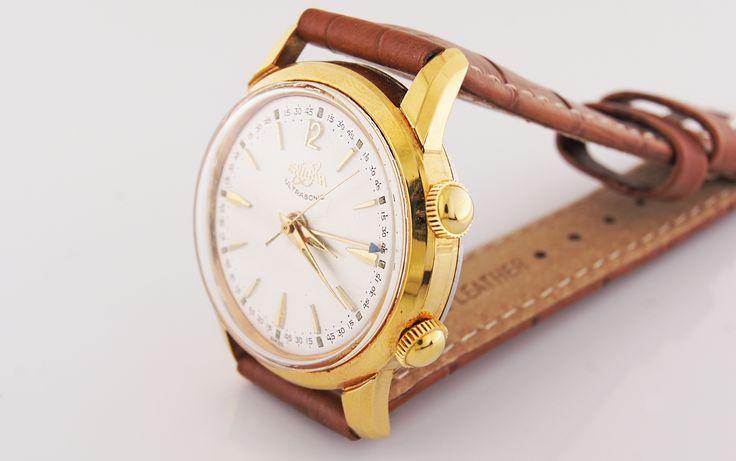 Enicar ultrasonic  #vintage #watch #details  swiss made