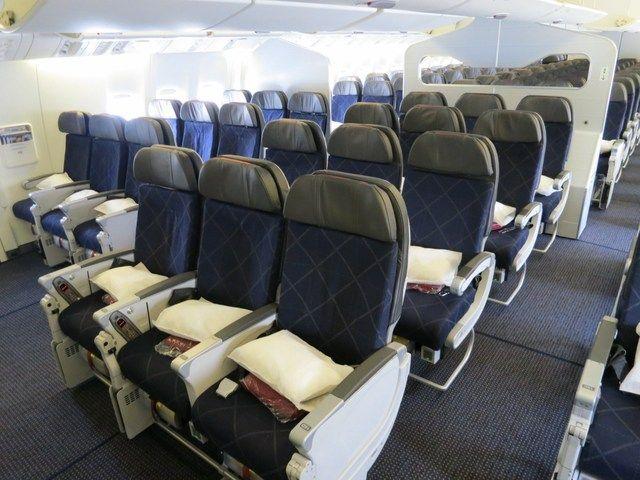 Boeing 777 case