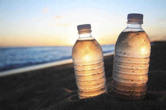 Su ile Zayıflama Mümkün : Buzlu Su İçin !