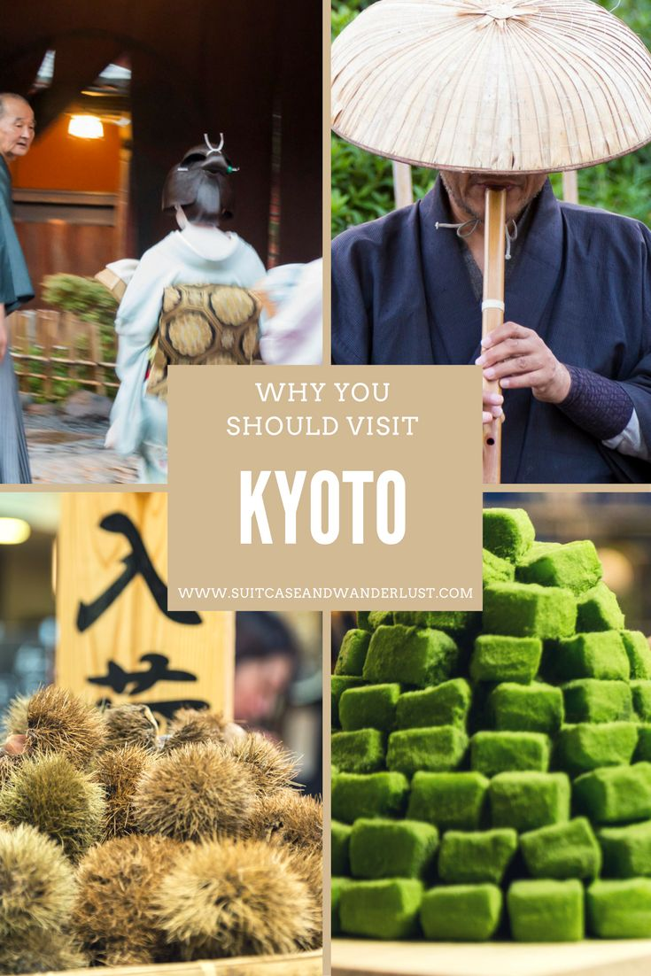 Exploring the beauty of Kyoto, the city of 10.000 shrines. These are my personal Kyoto highlights