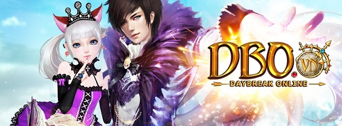 Fanpage cover for online game DBO.VN