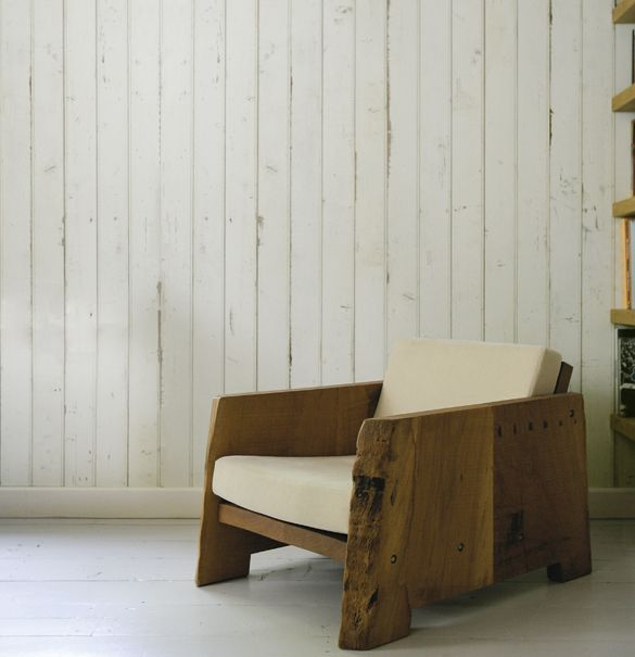 Scrapwood Wallpaper by Piet Hein Eek : Color 08  [PHE-08-WOOD-CLOSEUP2] Scrapwood