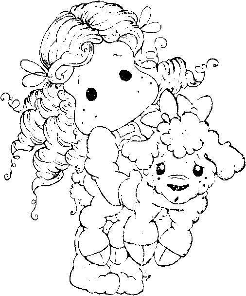 Magnolia - Tilda with Elsie the Lamb - Sök på Google