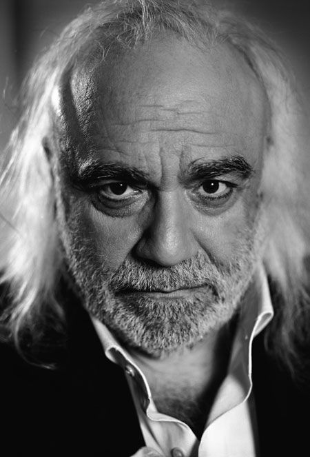 """Artemios Ventouris """"Demis"""" Roussos (1946-2015) - Greek singer and performer who had international hit records as a solo performer in the 1970s after having been a member of Aphrodite's Child, a progressive rock group that also included Vangelis."""