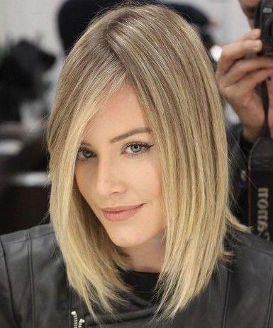 14 Exceptional Blonde Brown Bob Hairstyles 2019 voor dames, niet te missen deze …
