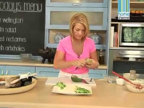 SHARON'S SIMPLE STYLISH MEALS - Series 2 Episode 1 - Ladies Lunches