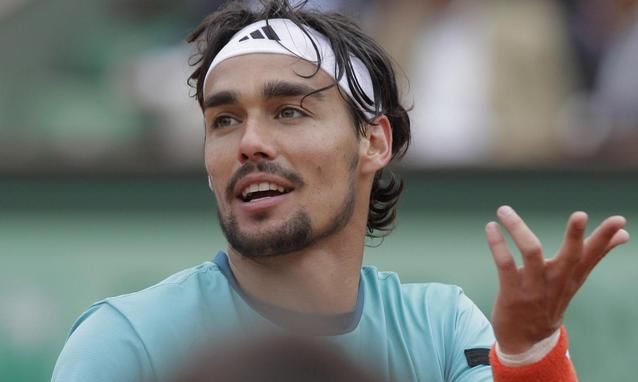 Fabio Fognini vs Feliciano Lopez Tennis Live Scores - Men's Australian Open