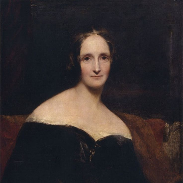 'Frankenstein' Author Mary Shelley Was Goth Before It Was Cool